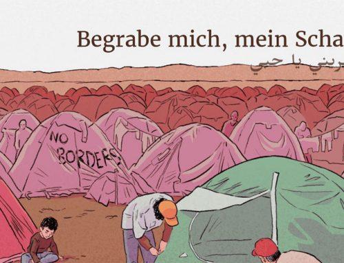 Begrabe mich, mein Schatz: Perspektivenwechsel in der Flüchtlingsdebatte