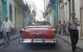 Cloth Map Cuba