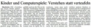 Presseartikel-HIP-Kurier