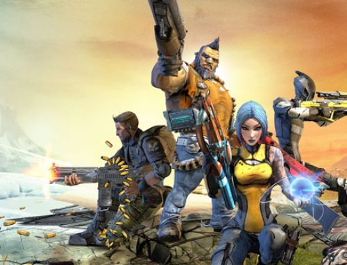 Momente: Kooperativer Flow in Borderlands 2