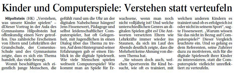181114_Presseartikel-HIP-Kurier