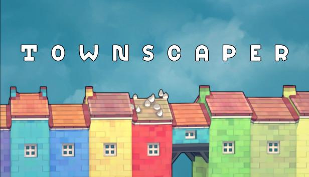 Townscaper Boxart