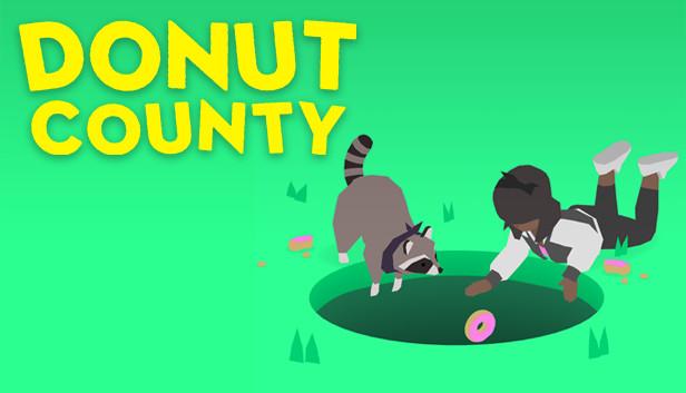 Donut County Boxart