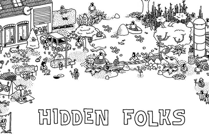 Hidden Folks Titelbild