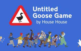 Untitled Goose Game Boxart